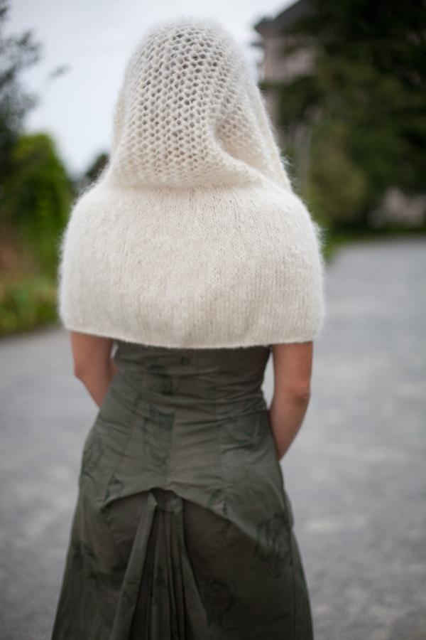 tricoter une capeline